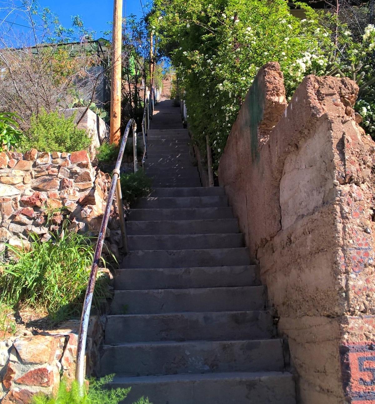 Bisbee 1000 StairClimb